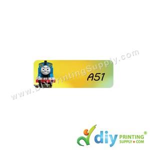 Name Sticker (Small) (1,800Pcs) (5m) [Thomas Train]