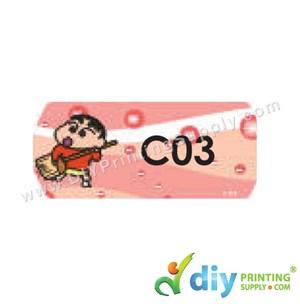 Name Sticker (Medium) (1,000Pcs) (5M) [Shin Chan]