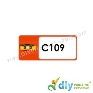 Name Sticker (Medium) (1,000Pcs) (5m) [Ninja]