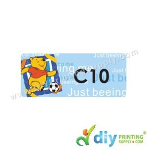 Name Sticker (Medium) (1,000Pcs) (5M) [Winnie the Pooh]