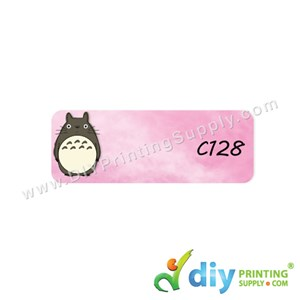 Name Sticker (Medium) (1,000Pcs) (5M) [Totoro]