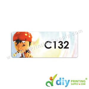 Name Sticker (Medium) (1,000Pcs) (5M) [Boboi Boy]