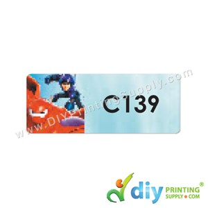 Name Sticker (Medium) (1,000Pcs) (5M) [Big Hero 6]