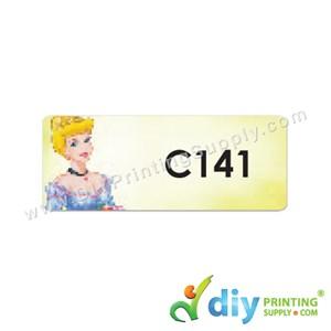 Name Sticker (Medium) (1,000Pcs) (5m) [Cinderela]