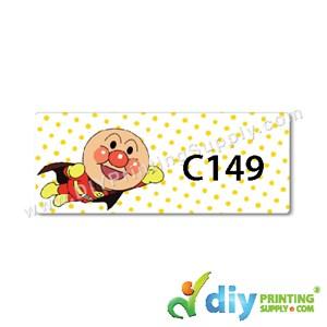 Name Sticker (Medium) (1,000Pcs) (5M) [Anpanman]