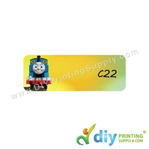 Name Sticker (Medium) (1,000Pcs) (5M) [Thomas Train]