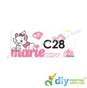 Name Sticker (Medium) (1,000Pcs) (5M) [Marie Cat]