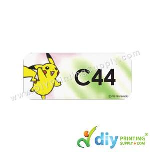 Name Sticker (Medium) (1,000Pcs) (5M) [Pokemon]
