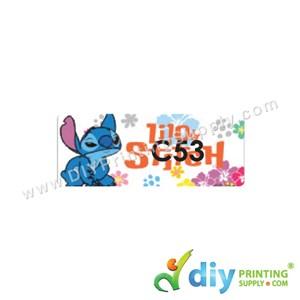 Name Sticker (Medium) (1,000Pcs) (5m) [Stitch]