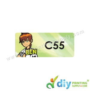 Name Sticker (Medium) (1,000Pcs) (5M) [Ben 10]