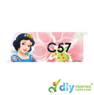 Name Sticker (Medium) (1,000Pcs) (5M) [Princess]