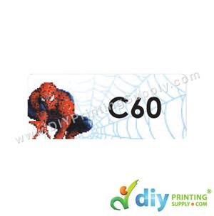 Name Sticker (Medium) (1,000Pcs) (5M) [Spiderman]