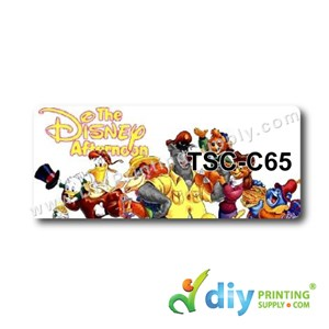 Name Sticker (Medium) (1,000Pcs) (5m) [Disney]