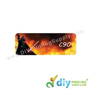 Name Sticker (Medium) (1,000Pcs) (5M) [Star War]