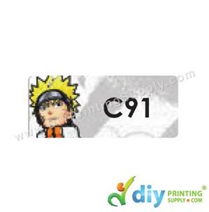 Name Sticker (Medium) (1,000Pcs) (5M) [Naruto]