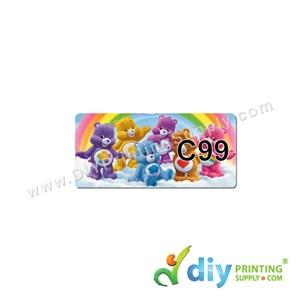 Name Sticker (Medium) (1,000Pcs) (5M) [Carebear]