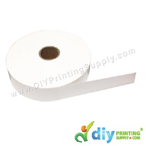 Cloth Label (35mm) (White) [200M]