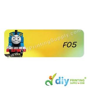 Name Sticker (Large) (500Pcs) (5m) [Thomas Train]