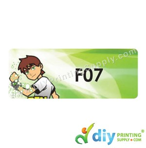Name Sticker (Large) (500Pcs) (5M) [Ben 10]