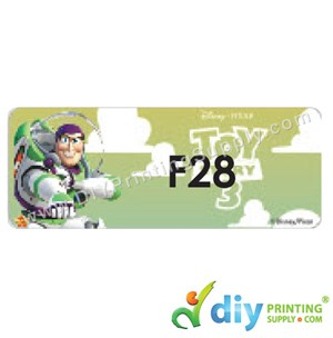 Name Sticker (Large) (500Pcs) (5m) [Toy Story]