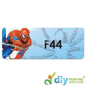 Name Sticker (Large) (500Pcs) (5m) [Spiderman]