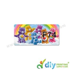 Name Sticker (Large) (500Pcs) (5M) [Carebear]