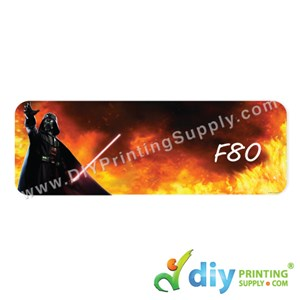 Name Sticker (Large) (500Pcs) (5M) [Star War]