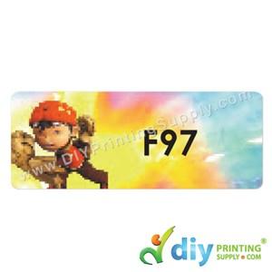 Name Sticker (Large) (500Pcs) (5M) [Boboi Boy]