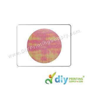 Name Sticker (Medium) (500Pcs) (5m) (Round) [Rainbow]