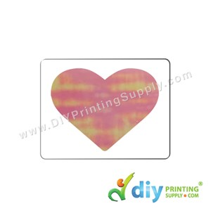 Name Sticker (Medium) (500Pcs) (5M) (Love) [Rainbow]