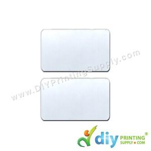 Name Sticker (Extra Large) (90Pcs) (5m) (Transparent)