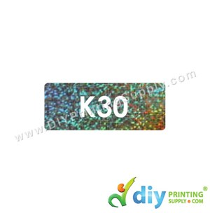 Name Sticker (Small) (1,800Pcs) (5M) [Sparkling]