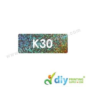 Name Sticker (Small) (1,800Pcs) (5M) [Sparkling]