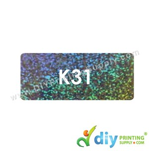 Name Sticker (Medium) (1,000Pcs) (5m) [Sparkling]