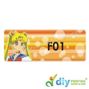 Name Sticker (Large) (500 Pcs) (5m) [Sailor Moon]