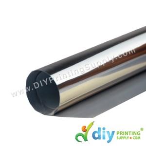 Metallic Vinyl Transfer Film (Silver) (1m X 48cm)