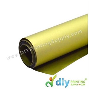 PU Flex Vinyl Transfer Film (Gold) (1m X 60cm)