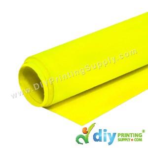 PU Neon Vinyl Transfer Film (Neon Yellow) (1M X 50cm)
