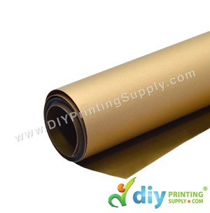 PU Vinyl Transfer Film (Gold) (1M X 50cm)