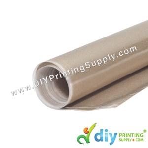 Sparkling Vinyl Transfer Film (Silver) (1M X 50cm)