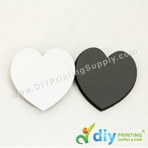 Wooden Fridge Magnet (Love) (61 X 62 X 6mm)
