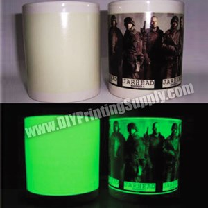Special Mug (Glow in Dark) (11oz) With Gift Box