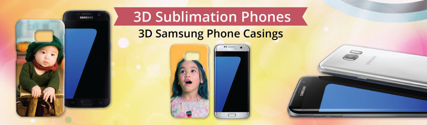 Customise your Samsung phone casings and make money today in your printing shop with 3D sublimation vacuum machine, the new sublimation technology nowadays!