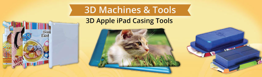 <p>Good quality material with aluminum alloy to protect the shape of your 3D Apple iPad casing during the vacuum & heating process. See tips from expert here.</p>