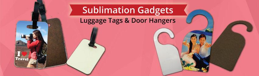 Luggage Tags & Door Hangers
