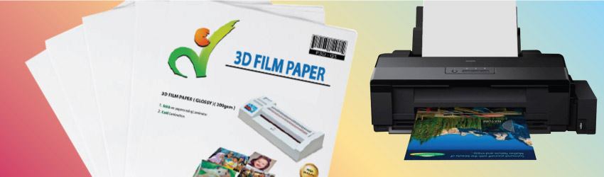 3D Film Papers