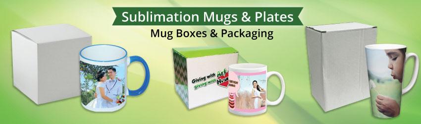 Mug Boxes & Packaging