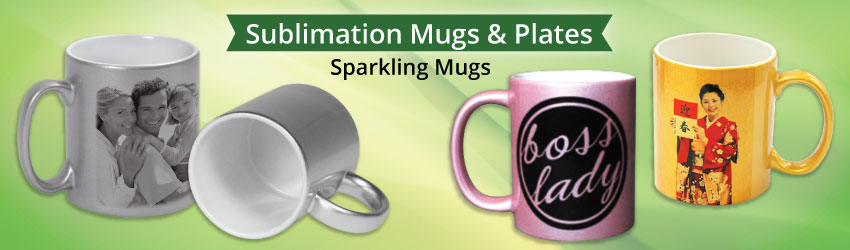 Sparkling Mugs