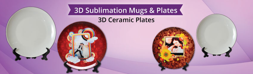 Supply sublimation plates for sublimation printing. Suitable for giving a presentable, valuable corporate or promotional gifts or souvenirs to VIP in any event.
