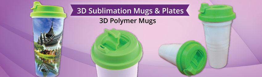 3D Polymer Mugs